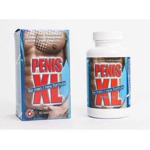 Penis XL tabletki powiększające penisa 60 tabl. z kategorii Potencja - erekcja