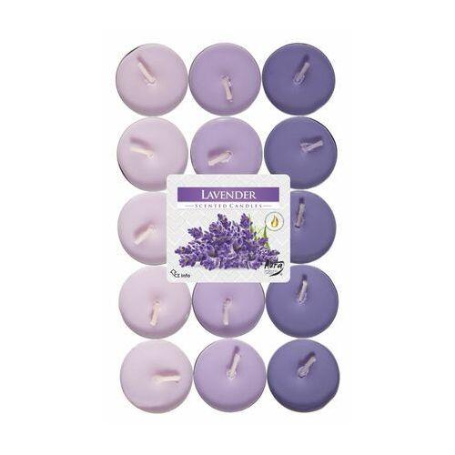 Bispol Podgrzewacz zapachowy lavender lawenda 30 szt. (5906927030791)
