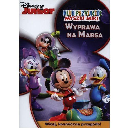 Cd projekt Klub przyjaciół myszki miki - wyprawa na marsa (5907610737584)