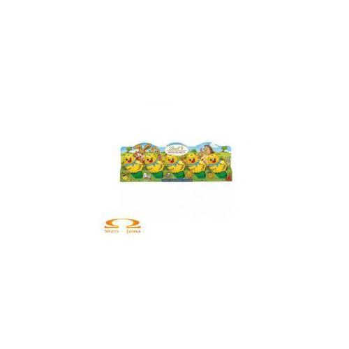 Mini Figurki Czekoladowe Lindt Kurczaczki 5x10g, FDC1-9060B
