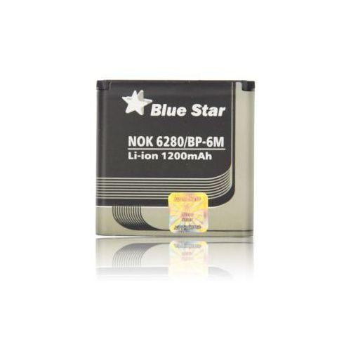 Bateria bs nokia bp-6m 6280 9300 6151 n73 1200 mah zamiennik od producenta Bluestar