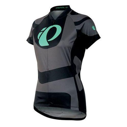 select ltd k/r - damska koszulka rowerowa (szary-czarny) marki Pearl izumi