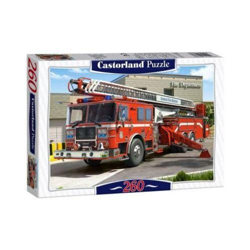 Castor 260 el. straż pożarna
