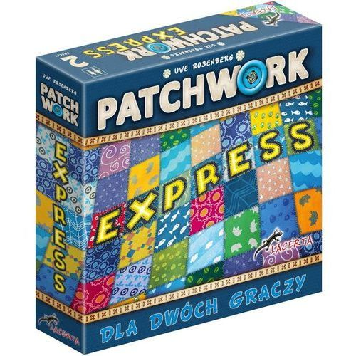 Lacerta Patchwork espress