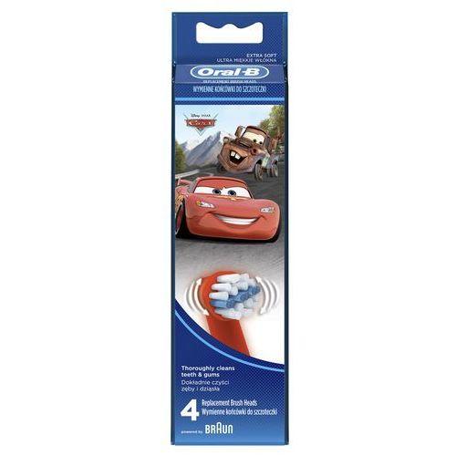Końcówka szczoteczki kids cars (eb10-4) marki Oral-b