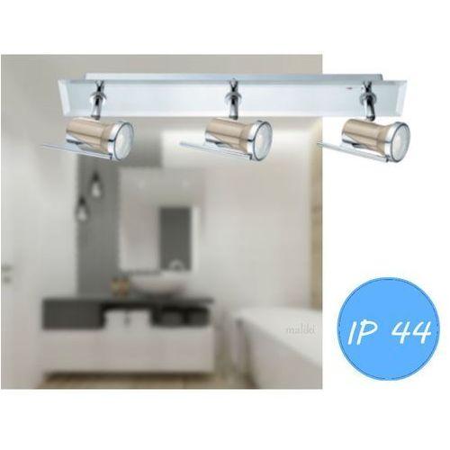 Eglo 94982 - LED Oświetlenie łazienkowe TAMARA 1 3xLED/3,3W/230V