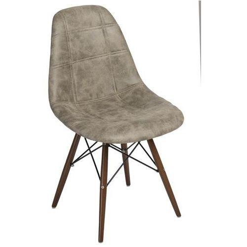D2.design Krzesło p016w pico inspirowane dsw dark - szary