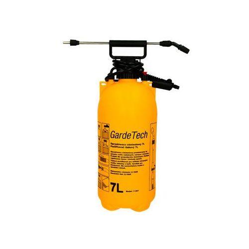 Opryskiwacz ciśnieniowy z lancą 7l do oprysków chemicznych. marki Gardetech