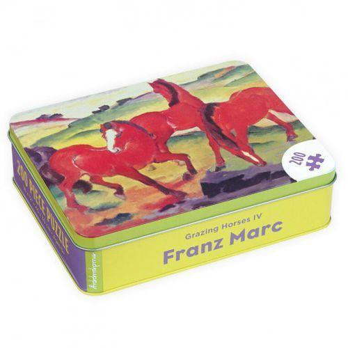 puzzle 200 el. konie marki Mudpuppy
