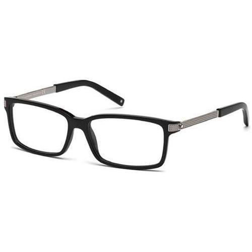 Okulary korekcyjne  mb0480 001 marki Mont blanc