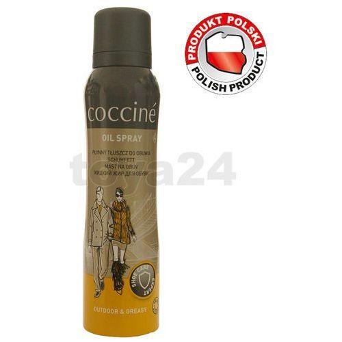Coccine Płynny tłuszcz do obuwia oil spray 150ml / 72890 /  - zyskaj rabat 30 zł