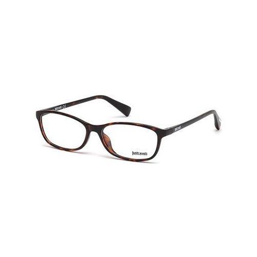 Just cavalli Okulary korekcyjne jc 0757 052