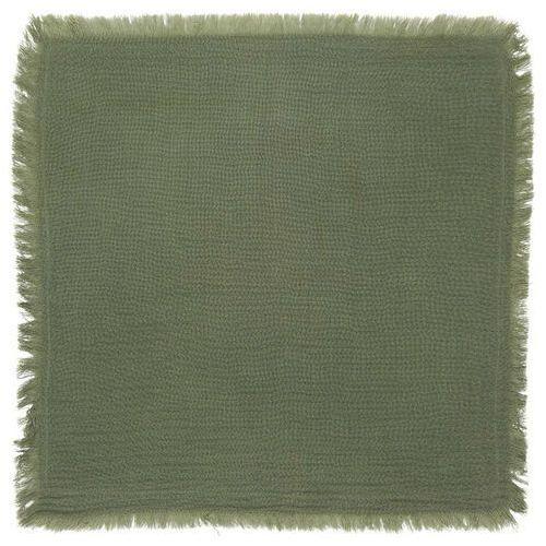 Ib Laursen - Serwetka podwójnie tkana zielona