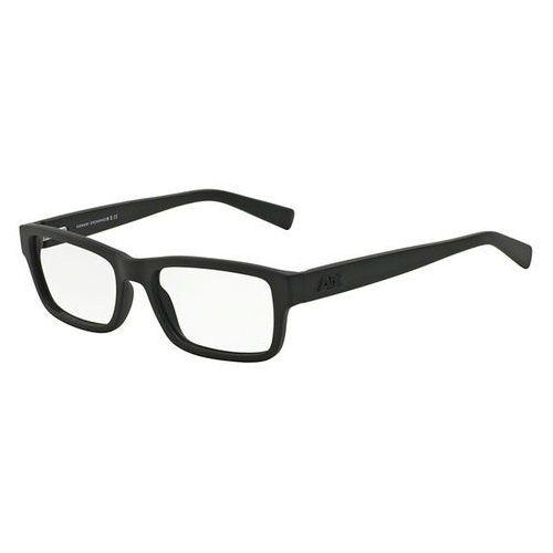 Armani exchange Okulary korekcyjne ax3023f asian fit 8078