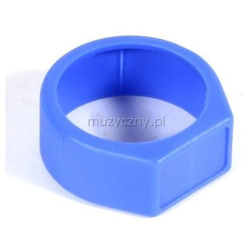 Neutrik xcr 6 pierścień na złącze nc**x* (niebieski)