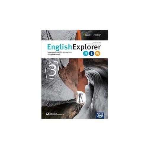 English Explorer 3 New. Gimnazjum. Język angielski. Zeszyt ćwiczeń, Nowa Era. Tanie oferty ze sklepów i opinie.