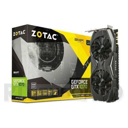 Zotac GeForce Cuda GTX 1070 8GB DDR5 256bit - produkt w magazynie - szybka wysyłka! - sprawdź w wybranym sklepie