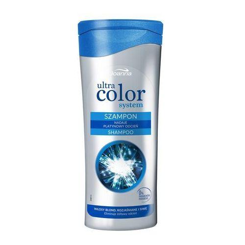 Joanna ultra color system szampon do włosów blond , rozja?nionych i siwych 200ml (5901018000240)