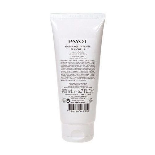 PAYOT Gommage Exfoliating Cream - peeling dla kobiet 200ml - 200ml