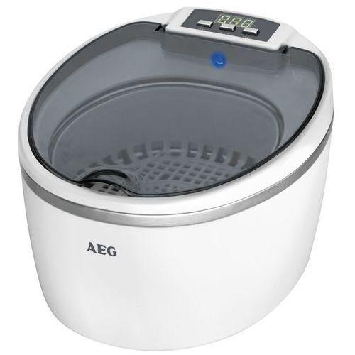 Aeg myjka ultradźwiękowa usr 5659, 50 w, biała