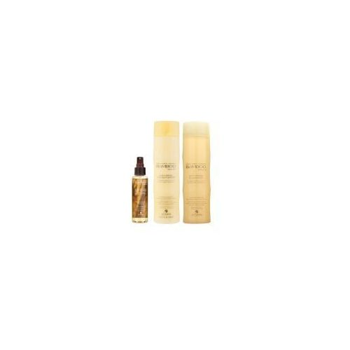 bamboo smooth holiday trio, zestaw marki Alterna