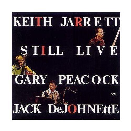 Universal music / ecm Still live - keith jarrett, gary peacock, jack dejohnette (płyta cd)