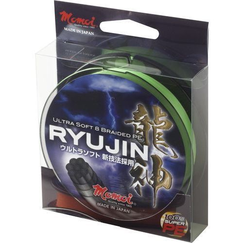ryujin / 150m / 0,08mm / 8,00kg / zielona fluo marki Momoi