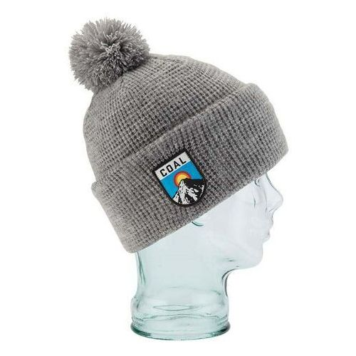 czapka zimowa COAL - The Summit Beanie Heather Grey (02) rozmiar: OS, kolor szary