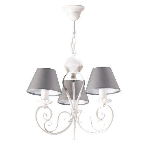 Lampa sufitowa Samson 3 grey