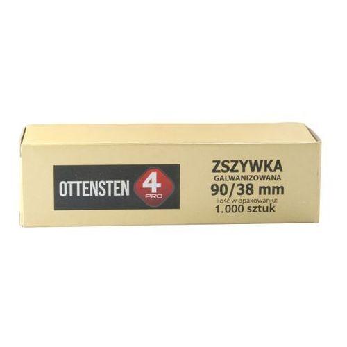 Zszywka 4Pro 90/38 mm 1000 szt. (5907811648061)
