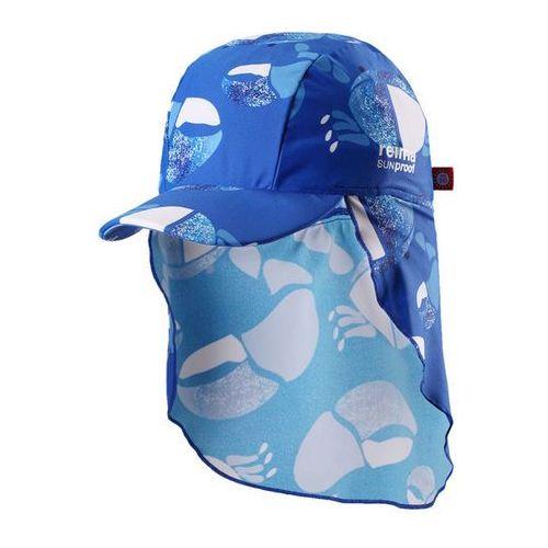 Reima Kapelusz przeciwsżoneczny turtle niebieski - niebieski (6416134789683)