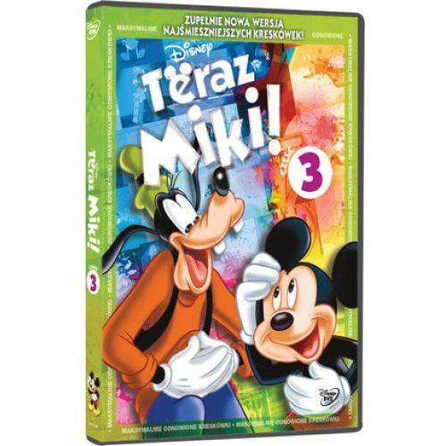 Film Teraz Miki vol. 3 DVD, kup u jednego z partnerów