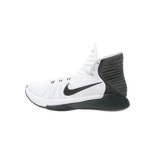 Nike Performance PRIME HYPE DF 2016 Obuwie do koszykówki white/black/anthracite/pure platinum, towar z kategorii: Koszykówka