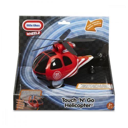 Dotknij i leć, helikopter marki Little tikes
