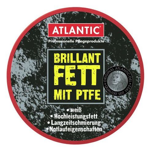 Atlantic Natłuszczacz biały 40 g pojemności 2018 Lubrykanty