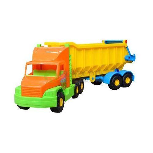 Super Truck 36400 żółta wywrotka