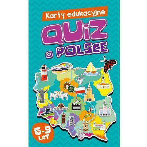 Edgard Karty edukacyjne. quiz o polsce (9788377888056)