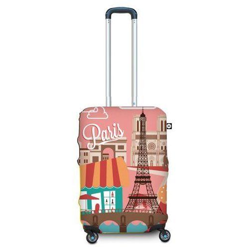 Pokrowiec na walizkę s - paris marki Bg berlin