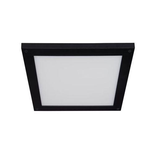 Inspire Panel led gdańsk ip44 30 x 30 cm czarny (3276000325154)