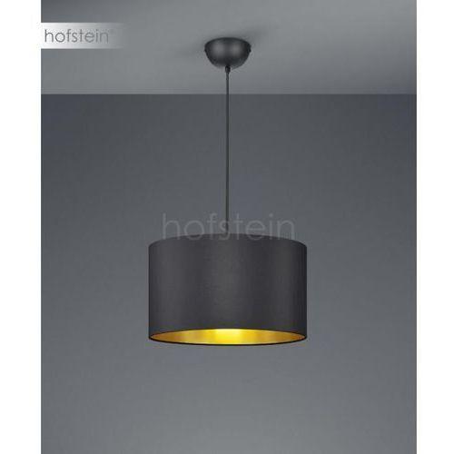 Trio hostel lampa wisząca czarny, 1-punktowy - skandynawski - obszar wewnętrzny - hostel - czas dostawy: od 3-6 dni roboczych