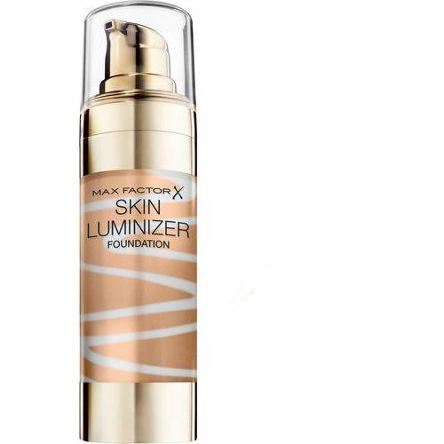 skin luminizer foundation podkład rozświetlający do twarzy nr 60 sand 30ml marki Max factor