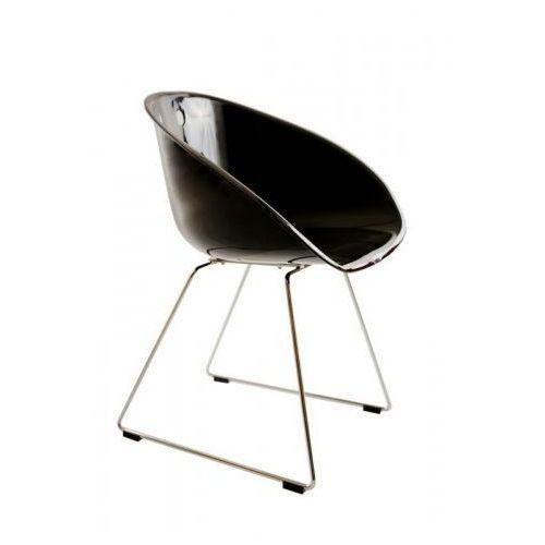 Krzesło Cube czarne
