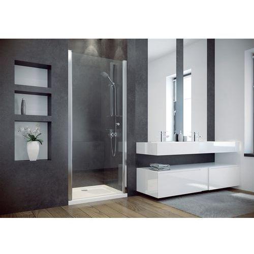 Drzwi prysznicowe uchylne 80 cm Sinco Besco (5908239686031)