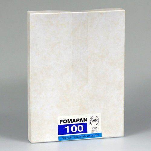 """FOMAPAN 100 5x7""""/50 szt. (8593346111759)"""