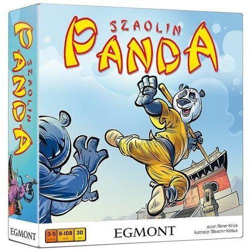 gra szaolin panda marki Egmont