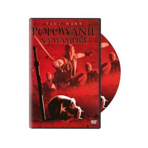 Polowanie na wampiry (DVD) - Wellson Chin