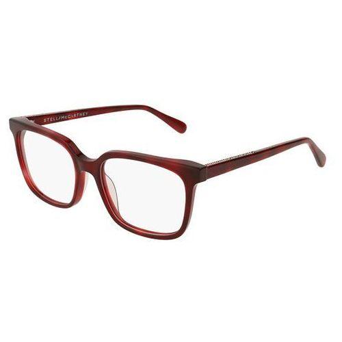 Stella mccartney Okulary korekcyjne sc0095o 003