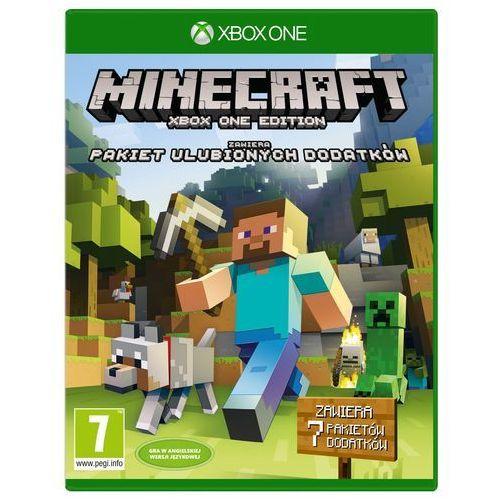 OKAZJA - Minecraft (Xbox One)
