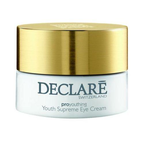 OKAZJA - Declaré pro youthing youth supreme eye cream krem odmładzający pod oczy (668) marki Declare