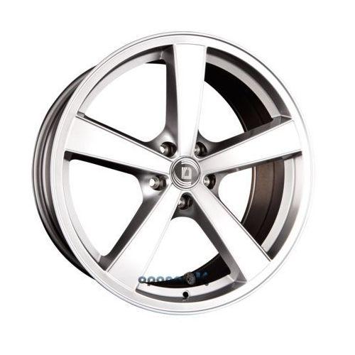 trina argento - silber einteilig 8.50 x 19 et 48 marki Diewe wheels